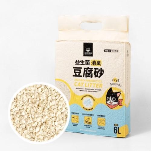 益生菌消臭豆腐砂