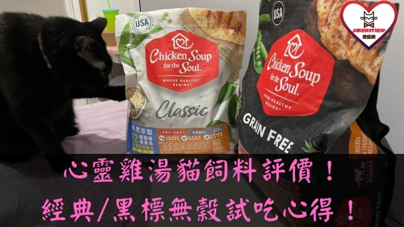 心靈雞湯貓飼料評價